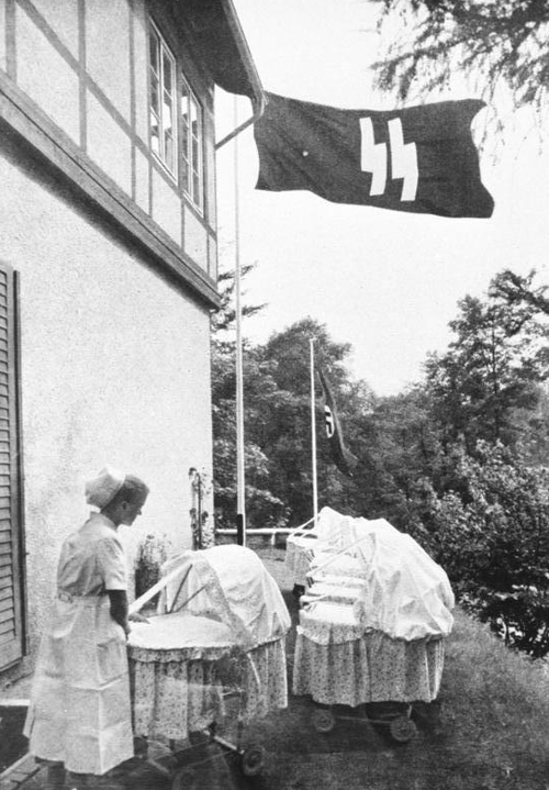 7-Maternity-Nurse-At-A-Lebensborn-Facility
